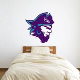 3 ft x 3 ft Fan WallSkinz-Pirate