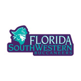 Small Decal-Florida SW Buccaneers, 6 in. wide