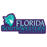 Extra Large Decal-Florida SW Buccaneers, 18 in. wide
