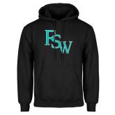 Black Fleece Hoodie-FSW