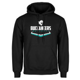 Black Fleece Hoodie-Buccaneers Baseball Plate