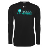 Under Armour Black Long Sleeve Tech Tee-Florida SW Buccaneers
