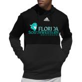 Adidas Black Team Issue Hoodie-Florida SW Buccaneers