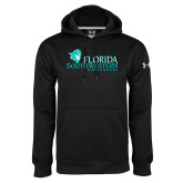 Under Armour Black Performance Sweats Team Hoodie-Florida SW Buccaneers