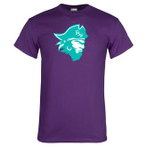 Purple T Shirt-Pirate