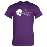 Purple T Shirt-Pirate FSW