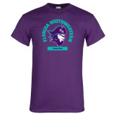 Purple T Shirt-Florida SouthWestern Athletics