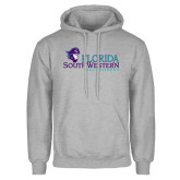 Grey Fleece Hoodie-Florida SW Buccaneers