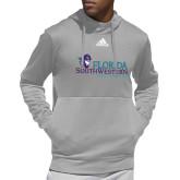 Adidas Grey Team Issue Hoodie-Florida SW Buccaneers