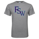 Grey T Shirt-FSW
