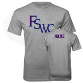 Grey T Shirt-FSWC