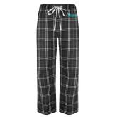 Black/Grey Flannel Pajama Pant-Florida SW Buccaneers