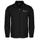 Full Zip Black Wind Jacket-Florida SW Buccaneers