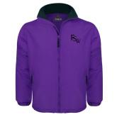 Purple Survivor Jacket-FSW