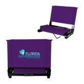 Stadium Chair Purple-Florida SW Buccaneers