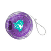 Light Up Purple YoYo-Pirate
