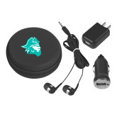 3 in 1 Black Audio Travel Kit-Pirate