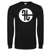 Black Long Sleeve T Shirt-Identity Mark