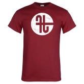 Cardinal T Shirt-Identity Mark Distressed
