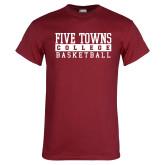Cardinal T Shirt-Enter Logo Name
