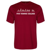 Performance Cardinal Tee-Five Towns College Bars