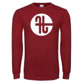 Cardinal Long Sleeve T Shirt-Identity Mark