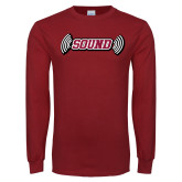 Cardinal Long Sleeve T Shirt-Sound