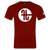 Adidas Cardinal Logo T Shirt-Identity Mark