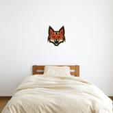 2 ft x 2 ft Fan WallSkinz-Mascot Head