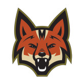 Small Decal-Mascot Head, 6 inches tall