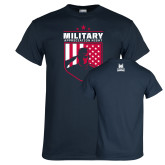 Navy T Shirt-Military Appreciation
