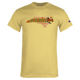 Champion Vegas Gold T Shirt-Leave Your Mark in State