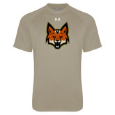 Under Armour Vegas Gold Tech Tee-Mascot Head