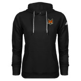 Adidas Climawarm Black Team Issue Hoodie-Mascot Head