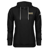 Adidas Climawarm Black Team Issue Hoodie-Wordmark