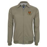 Khaki Players Jacket-Primary Mark