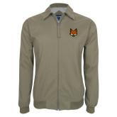 Khaki Players Jacket-Mascot Head