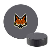 Hockey Puck Stress Reliever-Mascot Head