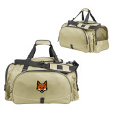 Challenger Team Vegas Gold Sport Bag-Mascot Head