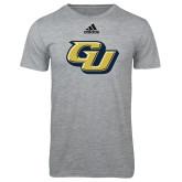 Adidas Sport Grey Logo T Shirt-GU