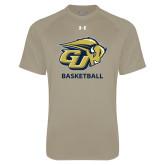 Under Armour Vegas Gold Tech Tee-Basketball