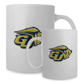 Full Color White Mug 15oz-GU Bison