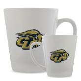 Full Color Latte Mug 12oz-GU Bison