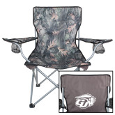 Hunt Valley Camo Captains Chair-GU Bison
