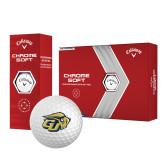 Callaway Chrome Soft Golf Balls 12/pkg-GU Bison