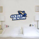 1.5 ft x 3 ft Fan WallSkinz-Goldey-Beacom Official Logo