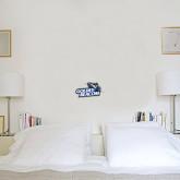 6 in x 1 ft Fan WallSkinz-Goldey-Beacom Official Logo