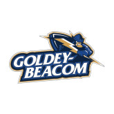 Medium Decal-Goldey-Beacom Official Logo, 8 inches wide