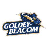 Extra Large Decal-Goldey-Beacom Official Logo, 18 inches wide
