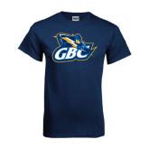 Navy T Shirt-GBC